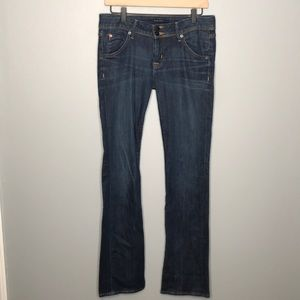 Hudson Jeans Beth Baby Bootcut size 28